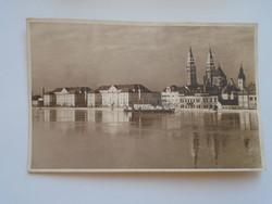 G21.325    Régi képeslap   SZEGED  Broda Sándor fotó  1932