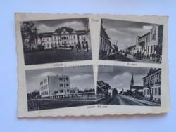 G21.330   Régi képeslap Balatonfüred Gyógyfürdő  Balatonszövetség üdülőháza  1942