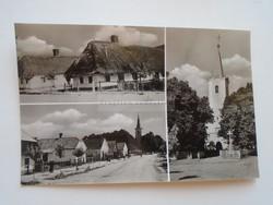G21.343    Régi képeslap   SALOMVÁR  Zala megye  1959