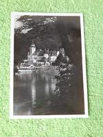Lillafüred régi postatiszta képeslap  15x10.5cm