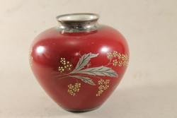 Jelzett porcelán art deco váza 945
