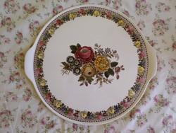 VILLEROY&BOCH hatalmas porcelán tortatál.