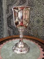 Antik ezüst kupa / boros pohár