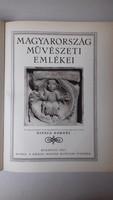 Divald Kornél: Magyarország művészeti emlékei (1927)