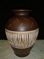 Iparművész kerámia váza