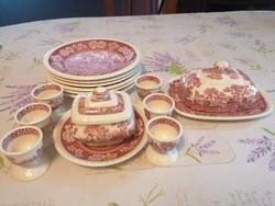 Villeroy&Boch Rusticana reggeliző készlet nagyon szép állapotban!