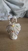 Antik Volkstedter balerina