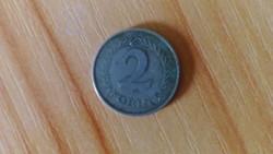 1964! Két forint! Szép állapotban!