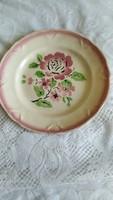 Rózsaszín gránit tányér. 3049. C egyedi