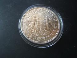 2 Pengő 1933 UNC