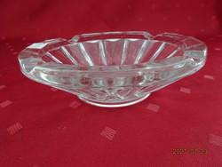 Üveg hamutál, átmérője 15 cm, magassága 4,3 cm. Vanneki!