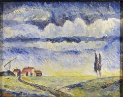 3209 Erich Stetten : Alföld 1944