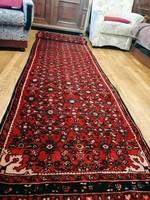 Antik , iráni futó,   perzsa szőnyeg
