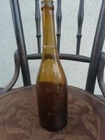 Berkovics S Gyöngyös üveg palack