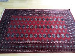 Perzsa kézi csomózású szőnyeg - Vörös
