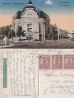 Románia Temesvár Hungária fürdő 1923 RK Magyar elcsatolt területek