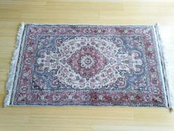 Perzsa kézi csomózású szőnyeg - Bézs