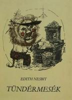 Edith Nesbit  Tündérmesék  Móra Kiadó 1983  Élt egyszer régen az utolsó sárkány, akinek a mesék törv