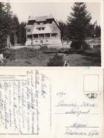 Románia Hargitfürdő Uz Bence menedékház kb1930 RK MET
