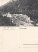 Románia Herkulesfürdő részletkép kb1925 RK Magyar elcsatolt területek