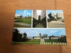 Banská Bystrica képeslap