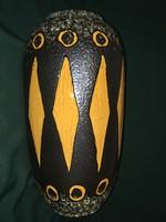 Scheurich, West Germany 546-41  kerámia váza 40 cm