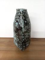 Retro kerámia váza. Bod Éva