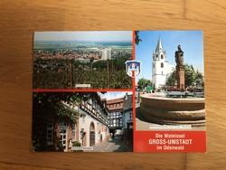 Gross - Umstadt képeslap