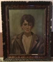 Szőllősy János - női portré