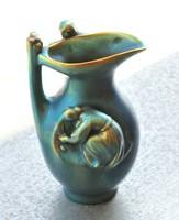 Zsolnay eozin, porcelán váza