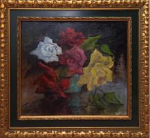 Sztelek Norbert - Rózsák