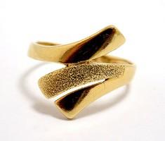 Kő nélküli arany gyűrű (ZAL-Au92675)