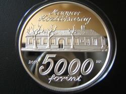 5000 Forint PP tükörveret certivel
