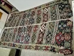Antik Malatya  sal kelim szőnyeg párban elado