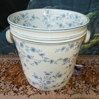 Porcelán pezsgős vödör