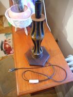 I. vh-s lövedék vázából készült lámpa