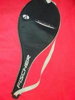 Minőségi karbonszálas FISCHHER teniszütő javított gyakorolni képletes áron a képek szerint