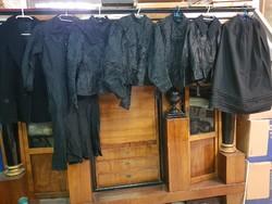 Antik népviseleti ruhák