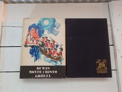 A.Dumas: Monte Cristo grófja I-II. kötet__1972