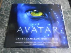 Lisa Fitzpatrick: Avatar James Cameron varázslatos világa 31*26*1,5 cm új!
