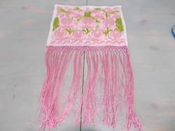 Matyó wall protector or tablecloth
