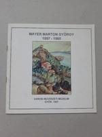George Mayer-marton - catalog