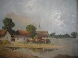 Pettes J. Holt-Tiszapart