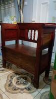 Arm chest, arm bench, bench opener, garden furniture