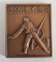 Honvéd sportverseny katonai sportplakett, Jákfalvy eredeti