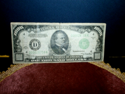 1934-ES USA 1000 DOLLÁROS