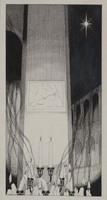 John Younge-Bateman - 40,5 x 21 cm szitanyomat