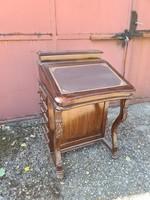 Chippendale szekreter- íróasztal
