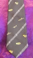 Hangszeres nyakkendő