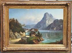 Brodszky Sándor (Tóalmás, 1819-1901, Budapest), Königssee